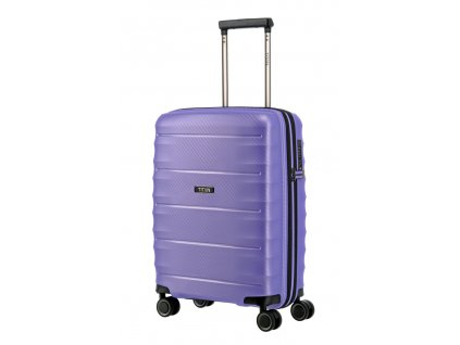 177418 11 cestovni kufr titan highlight 4w s fialova