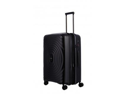 175159 8 cestovni kufr titan looping m exp cerna