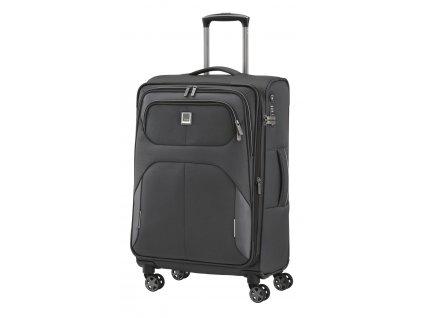 166885 4 cestovni kufr titan nonstop 4w m anthracite