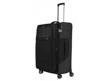 174508 17 cestovni kufr titan prime 4w l cerna