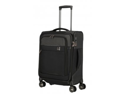 174520 7 cestovni kufr titan prime 4w s cerna