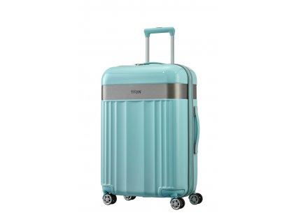 168160 4 cestovni kufr titan spotlight flash 4w m mint