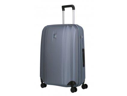 175858 10 cestovni kufr titan xenon m 4w modra