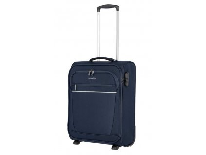 173995 7 cestovni kufr travelite cabin s 55 blue