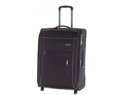 167020 6 cestovni kufr travelite capri 2w m black
