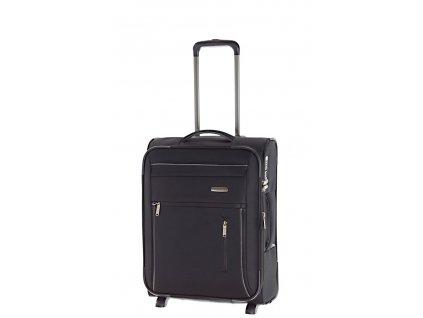 166711 6 cestovni kufr travelite capri 2w s black