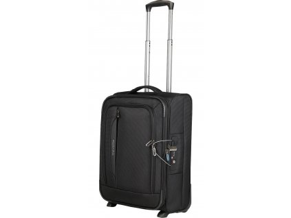 165253 6 cestovni kufr travelite crosslite 2w s black