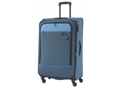 167308 3 cestovni kufr travelite derby 4w l blue