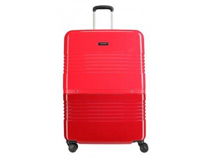 172837 7 cestovni kufr travelite frisco 4w l dark red red