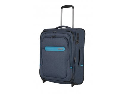 173263 7 cestovni kufr travelite madeira 2w s modra