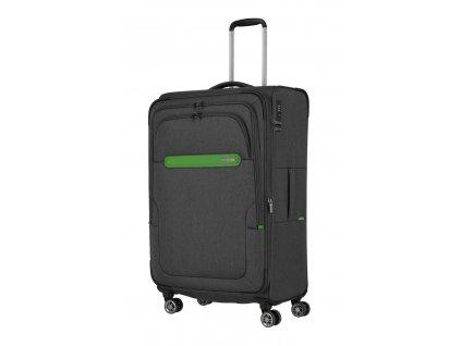 173284 6 cestovni kufr travelite madeira 4w l antracitova