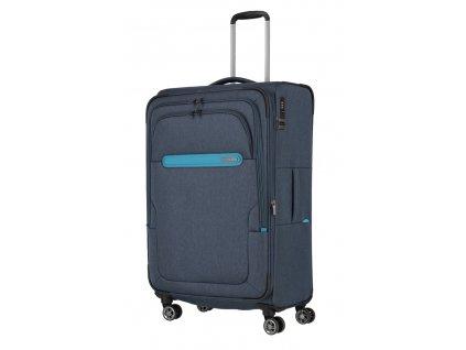 173287 6 cestovni kufr travelite madeira 4w l modra