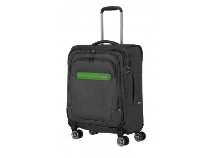 173272 7 cestovni kufr travelite madeira 4w s antracitova
