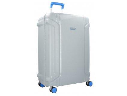 168862 4 cestovni kufr travelite sonic 4w m grey