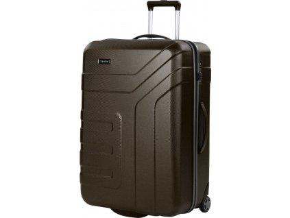 165940 7 cestovni kufr travelite vector 2w l brown