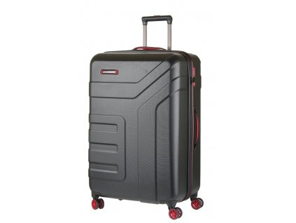 168091 5 cestovni kufr travelite vector 4w l black