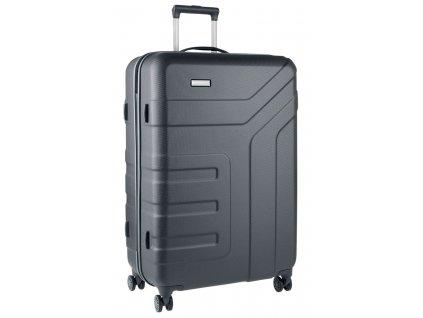 165436 5 cestovni kufr travelite vector 4w l anthracite