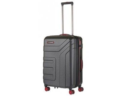 168088 6 cestovni kufr travelite vector 4w m black