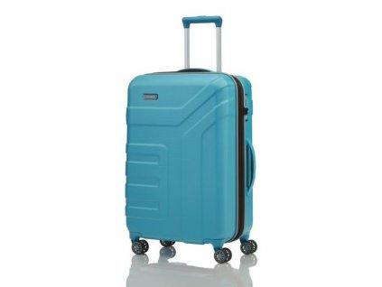 165352 2 cestovni kufr travelite vector 4w m turquoise