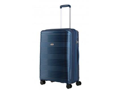 175993 8 cestovni kufr travelite zenit w4 m modra