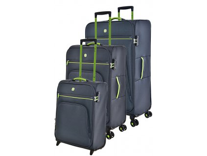170704 1 cestovni kufry set 3ks dielle s m l anthracite
