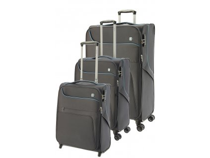 170836 1 cestovni kufry set 3ks dielle s m l anthracite