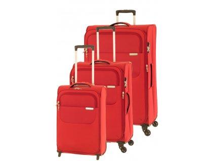 170785 1 cestovni kufry set 3ks march carter se s m l red