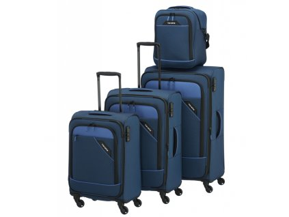 170872 1 cestovni kufry set 4ks travelite derby s m l b blue