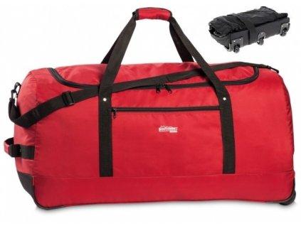 178936 cestovni taska 3w fold southwest cervena