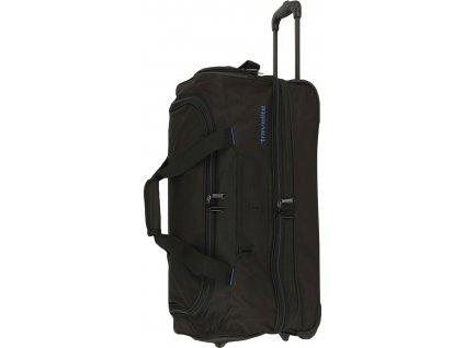 166153 8 cestovni taska travelite basics 70 cm black blue