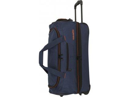 166522 6 cestovni taska travelite basics 70 cm navy orange