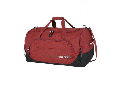 172822 4 cestovni taska travelite kick off l red