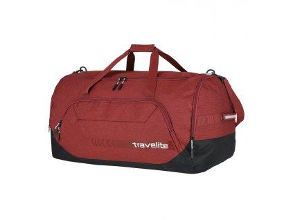 172393 3 cestovni taska travelite kick off xl red