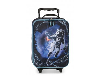 171502 1 detsky kufr space explorer blue