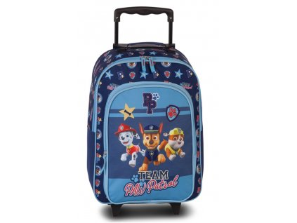 176041 1 detsky kufr tlapkova patrola multicolor