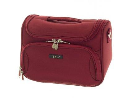 165751 3 kosmeticky kufr d n cervena