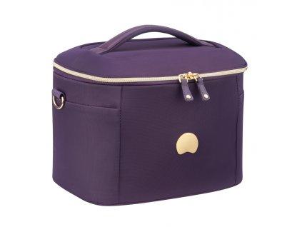 174700 5 kosmeticky kufr delsey montrouge fialova