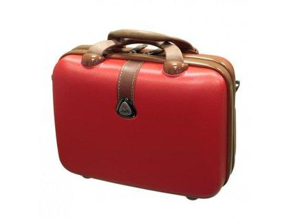 163876 4 kosmeticky kufr dielle cervena