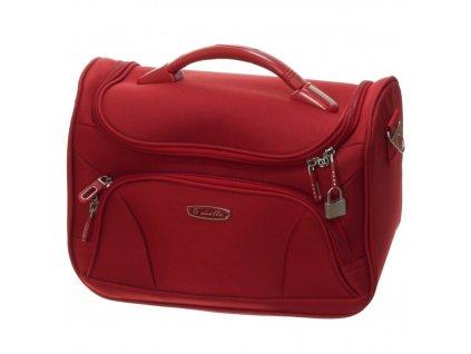 164206 4 kosmeticky kufr dielle cervena
