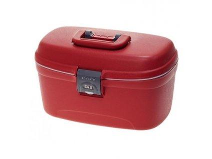 164239 4 kosmeticky kufr roncato cervena