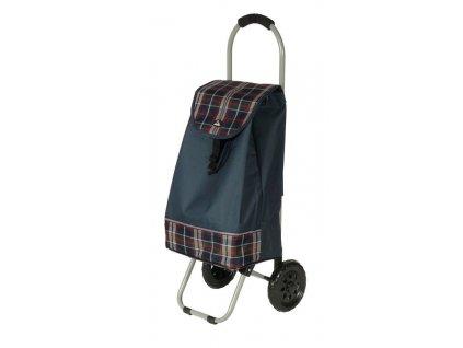 164968 5 nakupni taska na koleckach dielle modra
