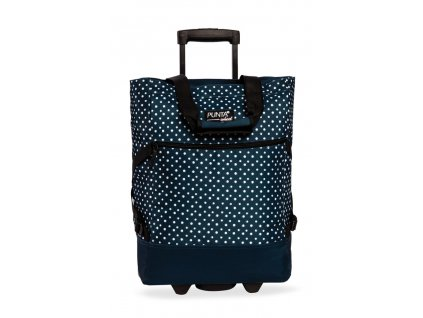 170032 3 nakupni taska na koleckach punta wheel blue