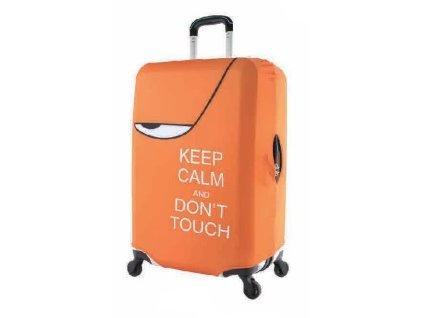 174352 1 obal na kufr m oranzova