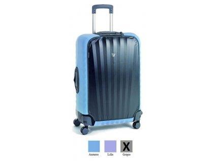 164116 3 obal na kufr roncato m antracitova