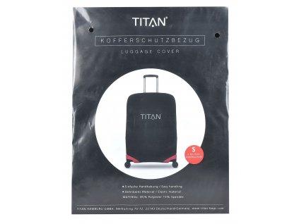 166906 2 obal na kufr titan universal 4w s black