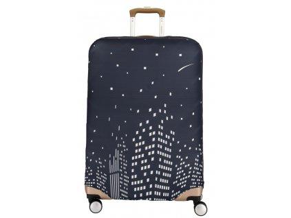 172204 1 obal na kufr travelite l black