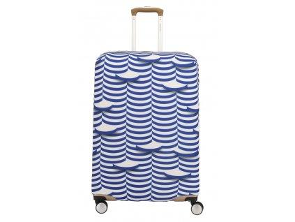 172183 1 obal na kufr travelite m blue white