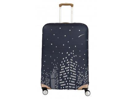 172192 1 obal na kufr travelite m black