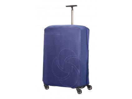 175294 2 obal samsonite na kufr xl modra