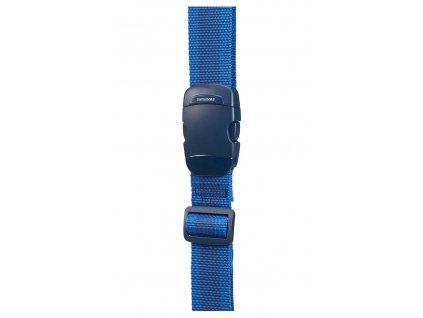 175303 2 popruh samsonite na kufr 38mm modra